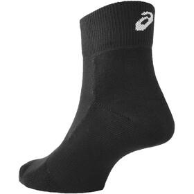 asics Sport Socks 2-Pack, zwart